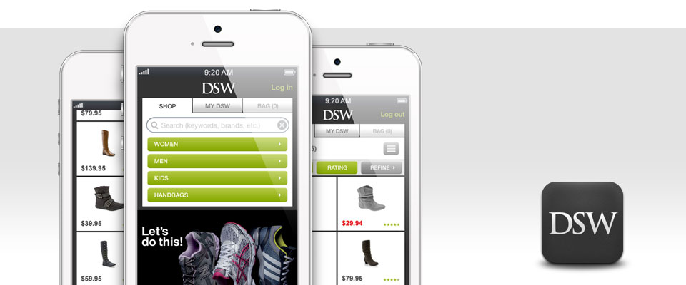 DSW Mobile